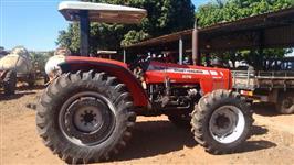 Trator Massey Ferguson 275 4x4 ano 08
