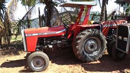 Trator Massey Ferguson 275 4x2 ano 87