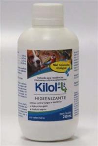 Kilol-l Desinfetante Limpeza de ovos e chocadeiras - porto alegre esteio rs