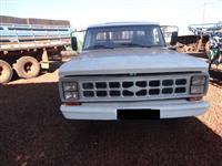 CAMINHONETE FORD F4000 ANO 1983, REFORMADA