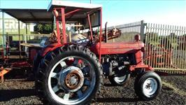 Trator Massey Ferguson 65 X 4x2 ano 0