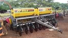Plantadeira PPsolo/Baldan 9 linhas.