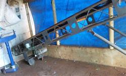 Transportadora de sacaria Dalla. 5M de comprimento.