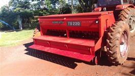 Plantadeira de trigo SEMEATO TD220