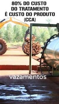Conserto de Autoclaves para Tratamento de Madeira