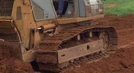 Trator De Esteira Komatsu D41 E-Super Conservado!