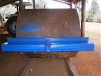 rolo compactador  rebocavel