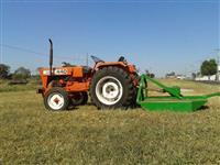 Trator Agrale 440 4x2 ano 79