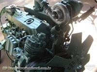 Motor Mercedes