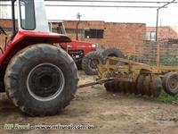 Trator Massey Ferguson 650 4x4 ano 00