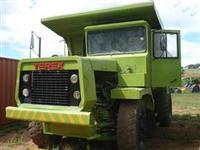 Caminhão Outros  Terex R22  ano 86