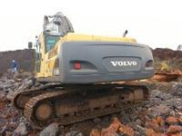 Escavadeira Volvo EC240 Ano 2009