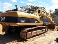 Escavadeira Caterpillar 330 Ano: 2002