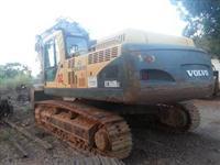 Escavadeira Volvo EC360 Ano: 2008