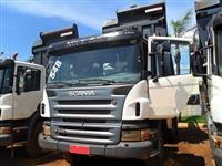 Caminhão Scania 124 360 Traçado