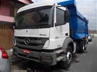 Caminh�o Mercedes Benz (MB) 2831 Basculante ano 12