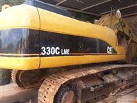 Escavadeira CAT  330 CLME  Ano  2003