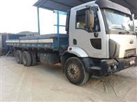 CAMINHAO FORD CARGO 2628E ANO 2012 KM - 78.000 MOTOR EURO 3