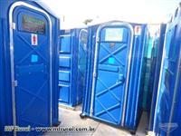 Banheiro químico Container