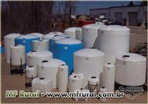 Caixas de água em polietileno Grandes Volumes 15.000 L