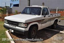 GM - C20 - Cor: Branca - Ano: 94/95 - Combustivel: Gasolina e gás natural