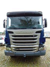 Caminh�o Scania G 420 ano 10