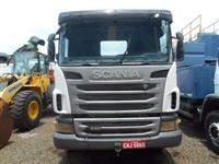 Caminhão Scania G 440 ano 12