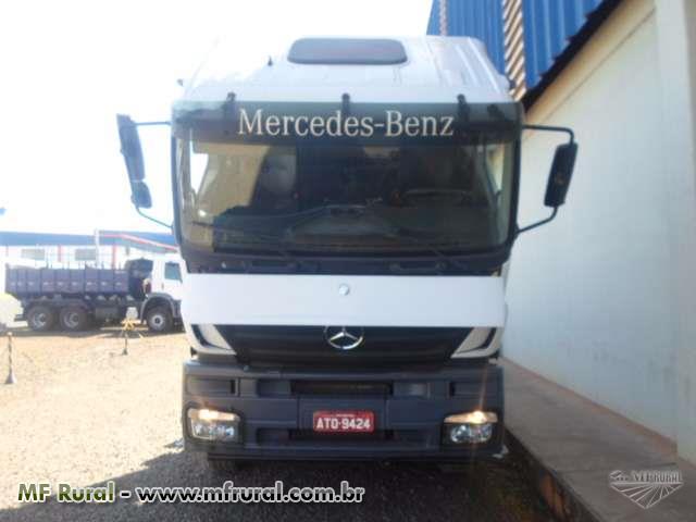 Caminhão Mercedes Benz (MB) 3340 Cavalo ano 11