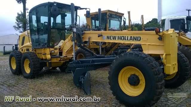 MOTONIVELADORA New Holland - RG140.B
