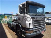 Caminhão Scania G 470 ano 10