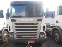 Caminhão Scania G 470 ano 11
