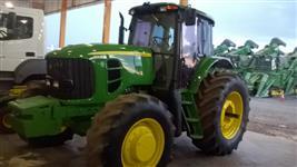 Trator John Deere 6180 4x4 ano 14