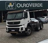 Caminhão Volvo FMX 500 6X4T BUG PESADO ano 13