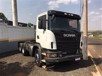 Caminhão Scania g480 ano 13