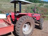 Trator Massey Ferguson 275 4x4 ano 06