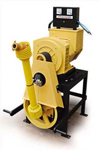 Gerador para Trator 40 kva -  Gerador agricola 40 kva - Gerador para Granja - Gerador para laticinio