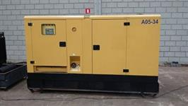 Grupo Gerador de Energia 110 - 125 kva