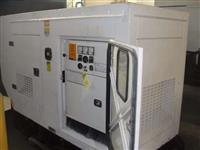 GERADOR DE ENERGIA STEMAC 55 KVA ANO 2013 SEMI NOVO