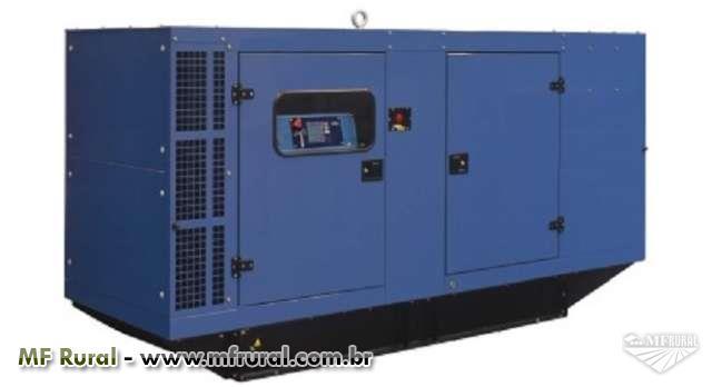GRUPO GERADOR 350 KVA - GERADOR DE ENERGIA 350 KVA