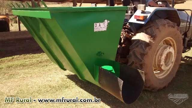 VAGÃO FORRAGEIRO