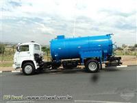 Tanque de  Vácuo de 10000 litros