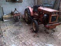 Trator Agrale 4100 4x2 ano 73