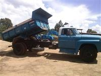 Caminh�o Ford Ford 11000 ano 84