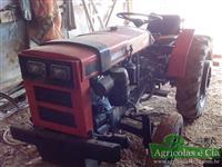 Trator Agrale 4100 + Roçadeira, Enxada Rotativa e Cultivador! 4x2 ano 81