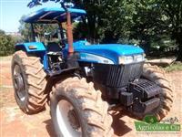 Trator Ford/New Holland 7630 (Apenas 3.000 Horas - Excelente Estado!) 4x4 ano 08