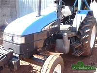 Trator Ford/New Holland TL 75 E (Ótimo Estado - 4.000 Horas!) 4x2 ano 04