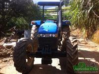 Trator Ford/New Holland TT 3840 (Apenas 2.300 - Excelente Estado!) 4x4 ano 08