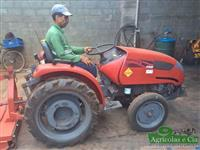 Trator Agrale 4100 (Com Roçadeira - Único Dono!) 4x2 ano 11