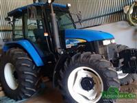Trator Ford/New Holland TS 6020 (Apenas 1.200 Horas - Trator de Lavoura!) 4x4 ano 11