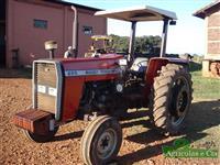 Trator Massey Ferguson 265 (Excelente Estado - Direção Hidráulica!) 4x2 ano 95